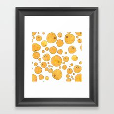 Navel Framed Art Print