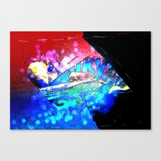 ice candy Canvas Print