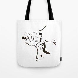 Aikido Series - 2 Tote Bag