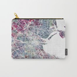 Dublin map Carry-All Pouch