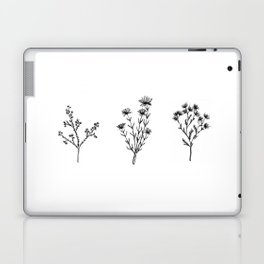 Wildflower Trio Laptop & iPad Skin