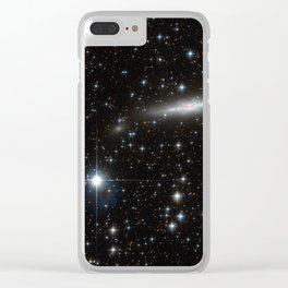 The Great Attractor Clear iPhone Case