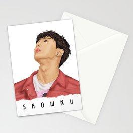 MONSTA X - Shownu Stationery Cards