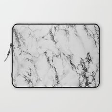 Marble #texture Laptop Sleeve