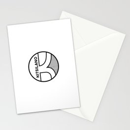 KITSILANO Stationery Cards