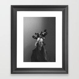 Noble Ritual Framed Art Print