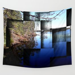 Crisp early November day Wall Tapestry