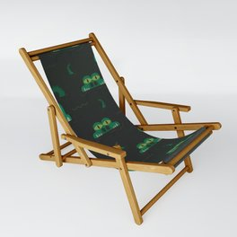 See you later alligator (Patterns Please) Sling Chair