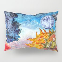 The tale of the sun and moon Pillow Sham