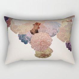 Florals // Pattern III Rectangular Pillow