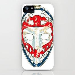 Dryden - Mask 2 iPhone Case