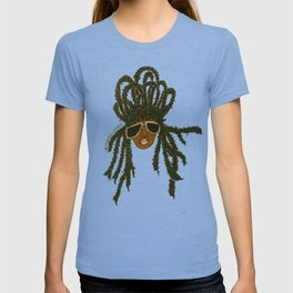 Crown of Locs T-shirt