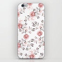 flowers pattern 7 iPhone Skin