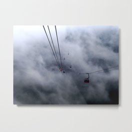 Direct access to outer space? Metal Print
