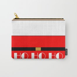 Minimalist Santa Carry-All Pouch
