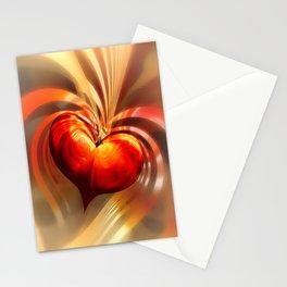 Herz der Liebe Stationery Cards