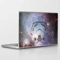 storm Laptop & iPad Skins featuring storm  by Vickn