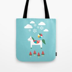 The Snowy Day Tote Bag