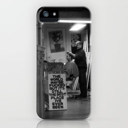 The Best Place iPhone Case
