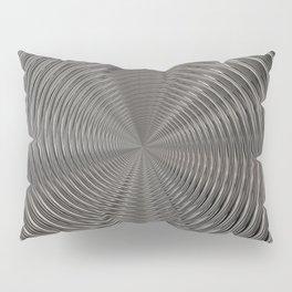Chrome Tunnel Pillow Sham