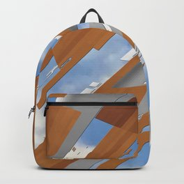 pixels in the sky Backpack