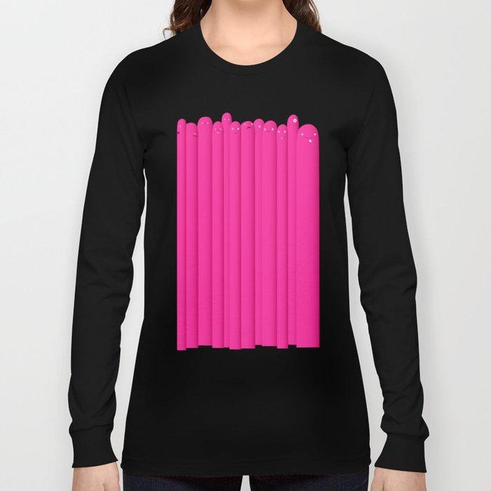 surprise party : idokungfoo.com Long Sleeve T-shirt