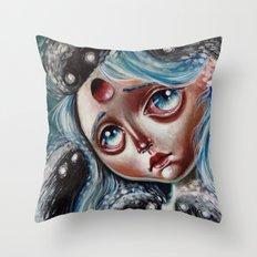 Spirit Keeper Throw Pillow