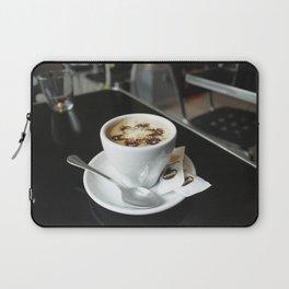 Cafe con leche Laptop Sleeve