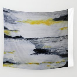 Sunrise Landscape Wall Tapestry