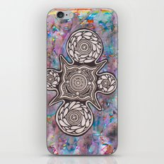 And then we floated as one iPhone Skin