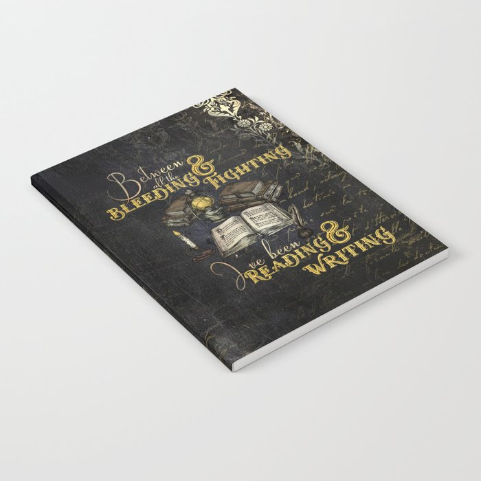 Reading & Writing Notebook