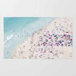 beach - summer love Rug