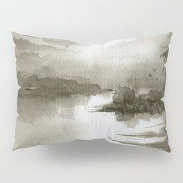 A Splash of Sepia Pillow Sham