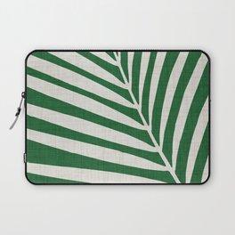 Minimalist Palm Leaf Laptop Sleeve