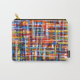 Tangled Strings Carry-All Pouch