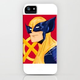 Don Logan iPhone Case