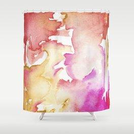 pink wash Shower Curtain