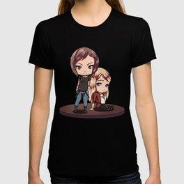 Chloe and Rachel - Chibi T-shirt