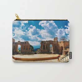 Taormina Carry-All Pouch