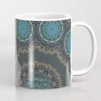 greece Mugs featuring Greece  by T.Res