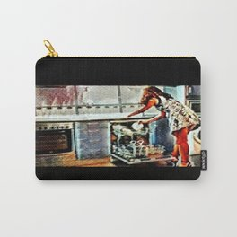 Dishwasher Safe Carry-All Pouch