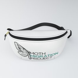 Moth Migration Project-Australia Fanny Pack