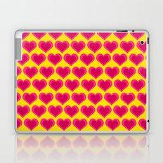 1000 Hearts Laptop & iPad Skin