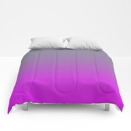 GET LOST - Minimal Plain Soft Mood Color Blend Prints Comforters