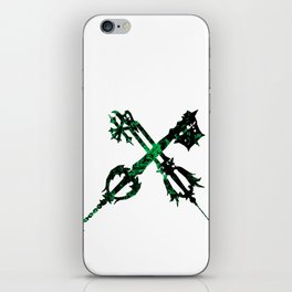 Dual Wield iPhone Skin