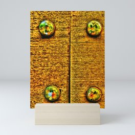 Bolted! Mini Art Print