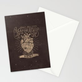 Great Thoughts Stationery Cards