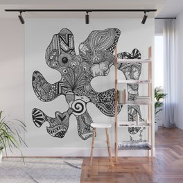 Components of me Wall Mural
