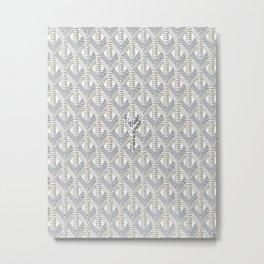 bape goyard white Metal Print