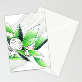 shy Stationery Cards
